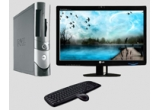 "un sistem DELL PIV 2900 + LCD GLOSSY BLACK 22"", 2 x parfum FullSpeaed (Barbati) sau Celebre (Femei), monede kiss"