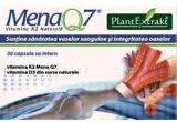 8 x o cutie Mena Q7 Vitamina K2 naturala PlantExtrakt + un set de gatit (ustensile) din inox
