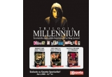 1 x set de DVD-uri cu trilogia Millennium