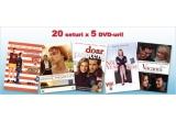 20 x 5 DVD-uri cu filme