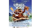 "2 x set invitatie dubla la filmul ""Ursul Yogi + magnet"