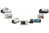 20 x aparat foto Sony DSC-S2000, 4 x camera video Sony DCR-SR15E
