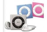 un iPod Shuffle 2GB