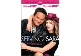 """un set de 2 DVD-uri cu filmele """"O minciuna gogonata"""" + """"Servicii complete pentru Sara"""""""