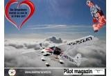3 x zbor cu avionul ultrausor