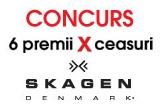 6 x ceas Skagen