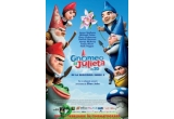 "3 x invitatie dubla la ""Gnomeo si Julieta in 3D"" (Hollywood Multiplex)"