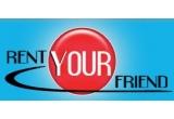 1 x 100 euro + pachet de servicii Rent-Your-Friend (la alegerea castigatorului)
