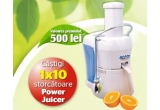 10 x storcator Power Juicer