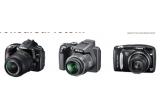 1 x aparat foto DSLR Nikon D90, filmare HD, obiectiv 18-55VR, 1 x aparat foto digital Nikon Coolpix P100, 1 x aparat foto digital Canon PowerShot SX120 IS, 10.0 MP