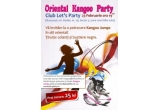 2 x invitatie la Oriental Kangoo Party