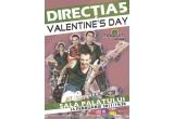 5 x set de 2 bilete pentru concertul Directia 5 de Valentine's Day