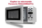 un cuptor cu microunde Panasonic