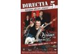 2 x invitatie la concertul Directia 5 din Sibiu