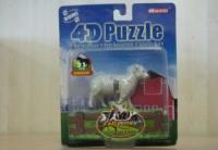 un puzzle 4D