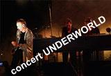 6 x invitatie concert Underworld