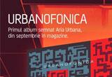 un album Urbanofonica (Aria Urbana) editie limitata, 3 x dvd animePaprika, Tekkonkinkreet sau Steamboy
