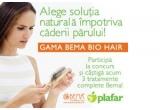 3 x set produse BEMA BIO HAIR impotriva caderii parului + ultimul numar al revistei Plafar