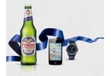 1 x iPod Touch 4G 32GB, 2 x ceas Peroni Nastro Azzuro