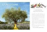 21 x set de 5 vouchere L'Occitane a cate 20 RON fiecare