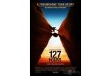 4 x invitatie dubla la filmul 127 ore (127 hours)