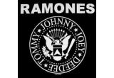 un tricou cu Ramones