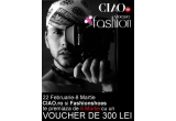 un voucher de 300 RON pe fashionshoes.ro