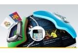 1 x croaziera de lux pentru 2 persoane, 2 x bilet VIP la derby-ul Real-Barcelona, 4 x telefon iPhone 4, 2 x tableta Samsung Galaxy Tab, 10 x 100 euro, 63 x pachet sport zilnic