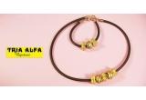 3 x set de bijuterii Tria Alfa