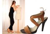 "o pereche de sandale, 3 x cartea ""1001 miracole pentru frumusete si sanatate"", 10 x oja Orly, 10 x voucher de 50 RON de la TaraFashion, 10 x voucher Rose Delight de la EdenSPA"