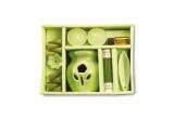 1 x set de aromaterapie, 5 x voucher de 20 RON pe GiftMarket.ro