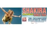 1 x invitatie dubla la concertul Shakira
