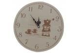 un set cu un covor Pierre Cardin + un ceas de perete