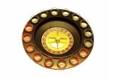 1 x caseta de bijuterii (pt. ea), 1 x ruleta cu shoturi (pt. el)