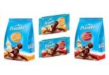 10 x cutie de napolitane invelite in ciocolata Primola