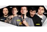 4 x invitatie pentru 3 persoane la Stand-up Comedy cu Aristocratii (Clubul Prometheus)