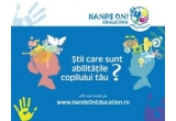1 x voucher de 150 Ron pe handsoneducation.ro, 1 x voucher de 100 Ron pe handsoneducation.ro, 1 x voucher de 50 Ron pe handsoneducation.ro