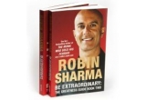 "2 x cartea ""The Greatness Guide"" de Robin Sharma"