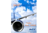 un set cu 2 bilete de avion (Blue Air)