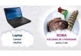 1 x excursie pentru 2 persoane, 1 x laptop, 1 x saltea Memory 2+12, 4 x telefon mobil, 20 x perna Memosan Plus