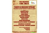 <b>2 invitatii duble la spectacolul &quot;Traditii si obiceiuri populare&quot; la Festivalul Artelor Bucuresti!</b><br />