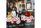 o invitatie dubla la concertul Gipsy Kings