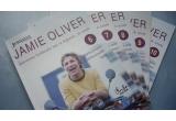 """3 x set 5 carti """"Jamie Oliver - Intoarcerea bucatarului care se dezbraca de secrete"""""""