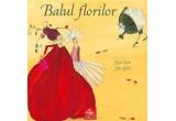 """5 x cartea """"Balul florilor"""" de Sigrid Laube"""