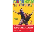 2 x bilet la concertul MAnu Chao