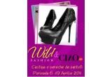 o pereche de pantofi Wild Fashion