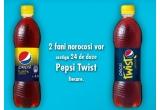2 x bax cu 24 de doze Pepsi Twist