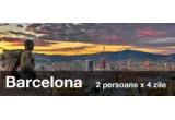 1 x excursie in 2 la Barcelona, 3 x bicicleta mountain-bike, 5 x invitatie dubla la un concert din Romania (la alegere), 100 x tricou Dealmania