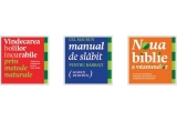 3 x set cu 3 carti dietetice (Lifestyle Publishing)