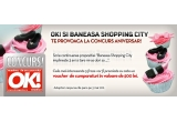 5 x voucher de 500 Ron la Baneasa Shopping City
